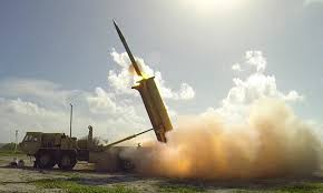 Backyard Artillery Thaad Missile In South Korea Business Insider