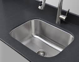 Kitchen Sink Undermount Single Bowl - sink undermount amazing 27 inch undermount kitchen sink wells