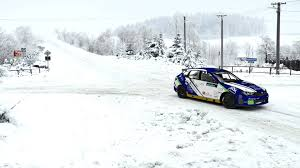 subaru rally snow baumgartner r4 design mesa u0027s artworks