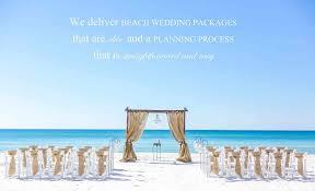 weddings in panama destin and panama city weddings united states florida
