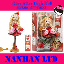 Ever After High Apple White Doll Gift Digital Picture More Detailed Picture About Genuine