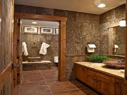rustic bathroom decor ideas appealing rustic bathroom decor ideas pictures tips from hgtv at