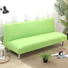 How To Make A Slipcover For A Sleeper Sofa Armless Sofa Slipcover No2uaw