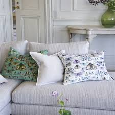 Designer Throw Pillows For Sofa by Issoria Jade Throw Pillow Design By Designers Guild U2013 Burke Decor