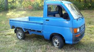 mitsubishi mini truck japanese mini truck youtube