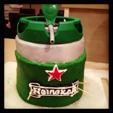 heineken beer cake heineken cake out of the birdcage