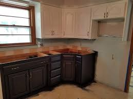 Kitchen Cabinets Springfield Mo Cabinet Repainting For Interior Remodeling Project In Springfield