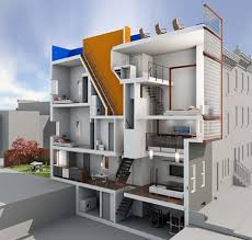 modern townhouse plans modern townhouse plans modern house