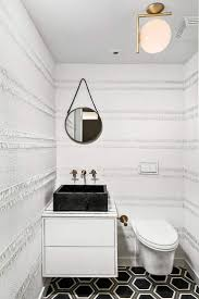 17 best black and white bathrooms images on pinterest room