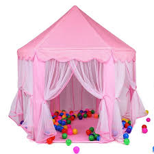 tente chambre enfant dalosdream princesse bébé chambre enfants tente château jouer tente
