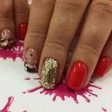 gold nail ideas the best images bestartnails com