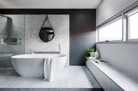 Minosa Bathroom Design Of The Year 2016 Hia Nsw Housing by Minosa Understated Elegance Creates A Stunning Bathroom