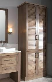 linen floor cabinet bathroom storage unit shower corner rust proof