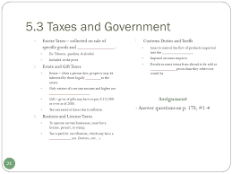 ch 5 taxes how much of your income will you keep ppt download