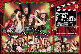 themed photo booth christmas themed photo booth