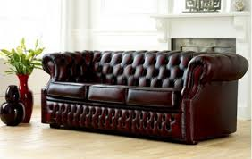 Custom Chesterfield Sofa Modern Top Chesterfield Leather Sofa The Co On Metrojojo