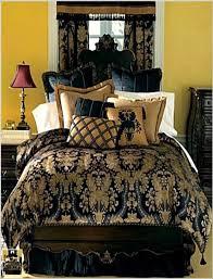 black and gold bedding sets uk home design ideas