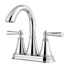 Centerset Faucet Definition by Pfister Saxton 4 In Centerset 2 Handle Bathroom Faucet In
