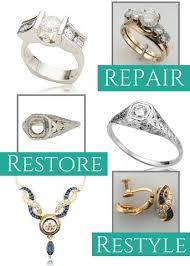 wedding ring repair jewelry repairs in wilmington nc spectrum jewelry