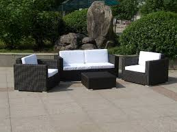 Inexpensive Wicker Patio Furniture - patio 63 patio chairs clearance resin wicker outdoor