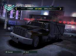 renault clio v6 nfs carbon dump truck need for speed wiki fandom powered by wikia