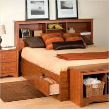 Headboards For Bed Bookcase Headboards For King Size Beds Bed Size Storage Bed Plans