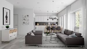 sleek open plan interior design inspiration for your home
