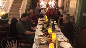 what time thanksgiving dinner thanksgiving 2015 time lapse video of thanksgiving dinner at