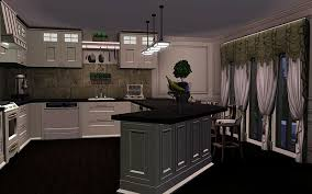 sims 3 kitchen ideas simplicity ts3 new york townhouses