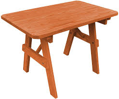 how to stain pine table pine 4 traditional table redwood stain