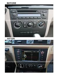 navigation system for bmw 3 series dvd radio special design for manual air conditioner bmw 3