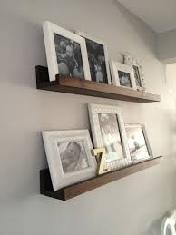 Wooden Shelf Design Ideas by Best 25 Diy Wood Shelves Ideas On Pinterest Reclaimed Wood