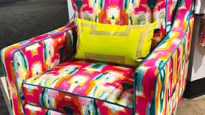 Upholstery Fabric St Louis Upholstery Is Getting Livelier Thanks To Peppy Fabrics And Bold
