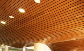 stylish wood paneling ceiling modern ceiling design wood