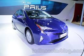 new toyota 2016 new toyota prius to launch in india in early 2017