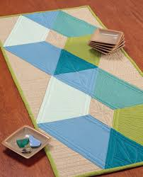 Set The Table by Set The Table 11 Designer Patterns For Table Runners That