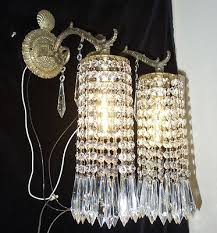 Shell Sconces Hollywood Regency Collection On Ebay