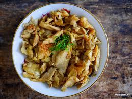 cuisiner les pleurotes recette de pleurotes à l ail marciatack fr