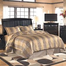 harmony sleigh bed headboard only signature design by ashley