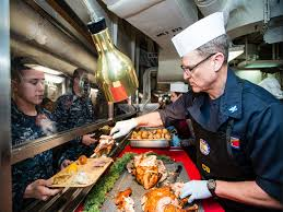 thanksgiving 35k pounds of turkey flown to u s troops in war zones