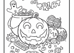 kindergarten halloween worksheets u0026 free printables education com