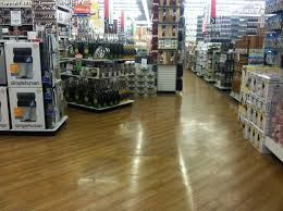 cleaning commercial wood flooring image