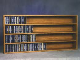 Wooden Cd Storage Rack Plans by Fine Looking Wall Mounted Cd Storage Cd S Torage Pinterest