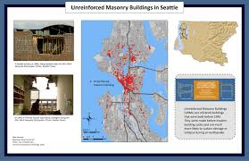 Earthquake Map Seattle by Seattle And King County Ready