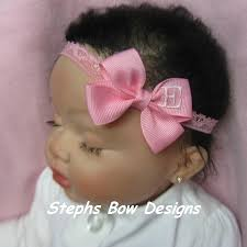personalized bows personalized hair bows