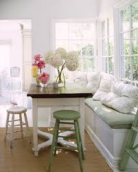 Kitchen Table Accessories by 30 Cottage Kitchens And Accessories Breakfast Nooks Nook And