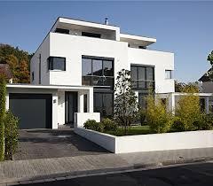 doppelhaus architektur aks doppelhaus im bauhausstil architekt in oberursel