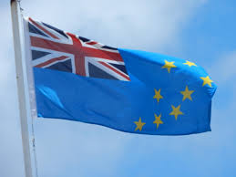 Yap Flag Tuvalu Reisebericht