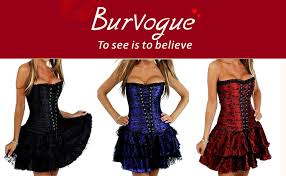 burvogue women u0027s gothic steampunk corsets and bustiers dress