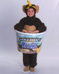 halloween costumes hobo chunky monkey ice cream 3 steps with pictures
